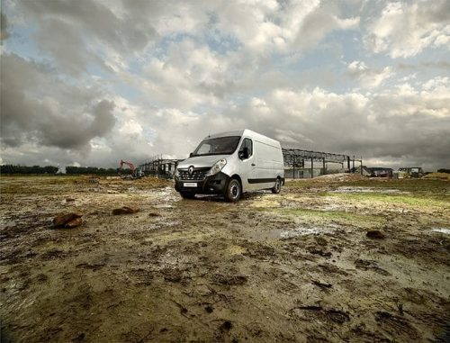 Renault VU Photographer Ancke Luckmann production Christian Marguerie