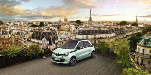 Twingo la Parisienne photographer Oliver Paffrath production Christian Marguerie