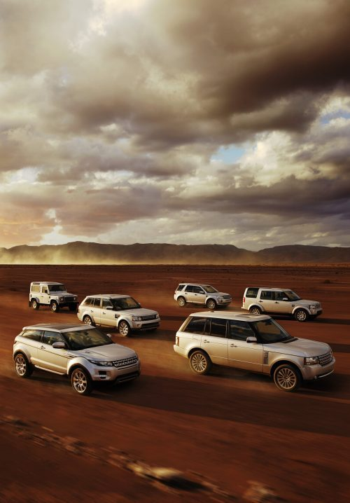 Land Rover Maroc photographer Ashton Keiditsch production Hanne Evans