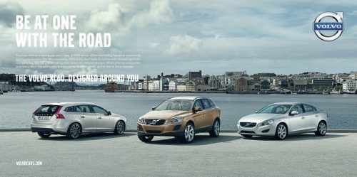 VOLVO photographer Joe Windsor Williams production Hanne Evans