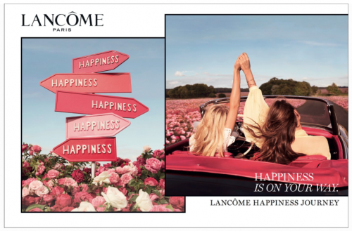Lancôme Happiness – Production Octopix – Photographe Nick Dorey