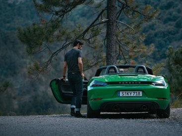 Porsche 718 GTS – Photographer Thomas Strogalski – Production Image Nation Barcelona