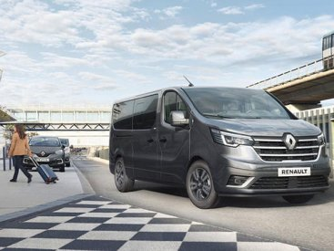 Renault Trafic – Photographer Jean Brice Lemal – Production Prodigious